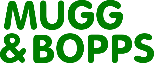 Mugg and Bopps Logo